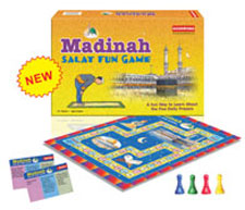 Madinah Salat Fun Game