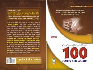 100 Weak Ahadith