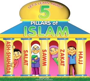 5 Pillars of Islam - picture book