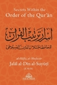 Secrets Withing the Order of the Quran