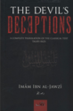 The Devils Deception - A Complete Translation of The Classical Text Talbis Iblis