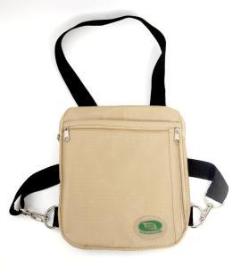Hajj Safe - Anti-Theft Hajj/Umrah Side Bag & Neck Bag