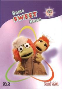Adams World: Home Sweet Home DVD