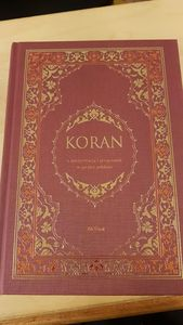 Koranen på polsk inkl. Tafsir
