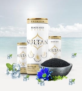 Sultan Drinks - Black Seed Cola Drink 250ml