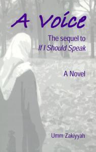 A Voice (efterfølgeren til If I Should Speak - novelle)
