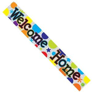 Welcome Home folie-banner