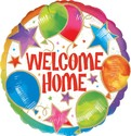 Welcome Home folie-ballon
