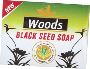 Woods Black Seed Sæbe
