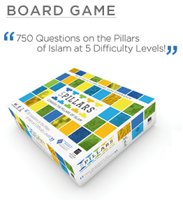 5 Pillars Board Game