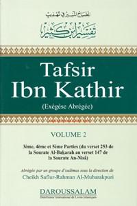 Tafsir ibn Kathir (vol 2 fransk)