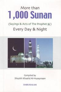 More Than 1000 Sunan - Every Day & Night