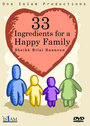 33 Ingredients for a Happy Family (DVD)