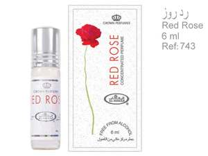 Red Rose 6ml