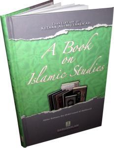 A Book on Islamic Studies