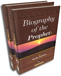 Biography of the Prophet (saw) (2 Vol. Set)