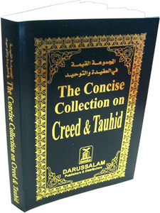 The Concise Collection on Creed and Tawhid (lommebog)