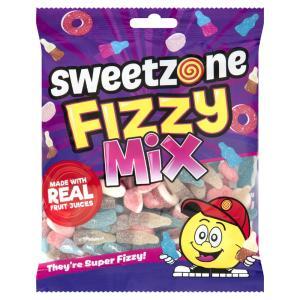 Sweetzone - Fizzy Mix 180g