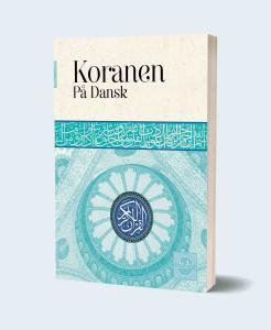 Koranen på dansk (uden arabisk) - paperback version