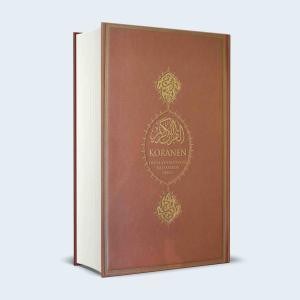 Koranen på dansk og arabisk - hardback version