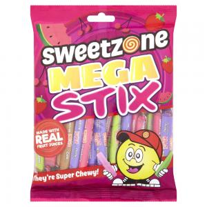 Sweetzone - Mega Stix 200g