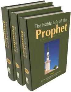 Noble Life of The Prophet (pbuh) (3 vol)