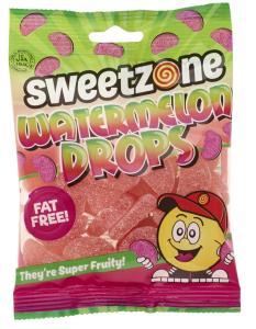 Sweetzone - Watermelon Drops 90g