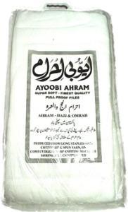 Ihram/Ahram (Bomuld) til Hajj - til mænd