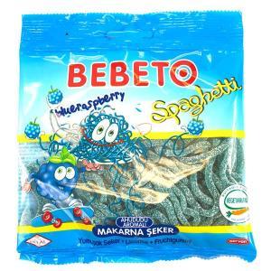 Bebeto - Blue Raspberry Spaghetti 80g