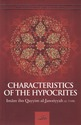 Characteristics of The Hypocrytes