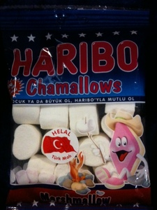 Haribo - Chamallows 70g