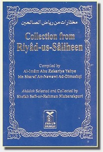 Collection from Riyad-us-Saliheen (lommebog)