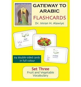 Gateway to Arabic Flashcards - Set Three
