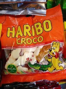 Haribo - Croco 100g