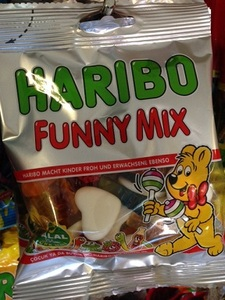 Haribo - Funny Mix 100g