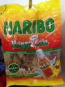 Haribo - Happy Cola (syrlige) 100g