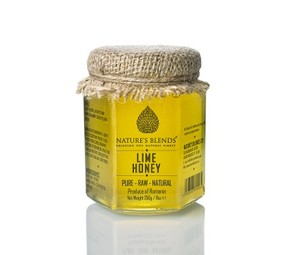Raw and Natural Lime Honey - 250g