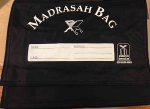 Madrasah stofpose