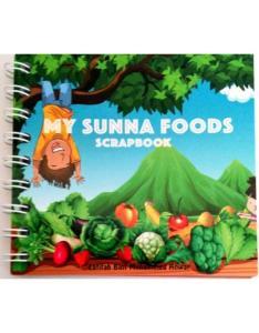 My Sunna Foods Scrapbook