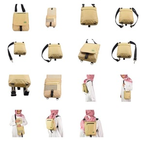 9cd3a35d2ead Hajj Safe - Neck and side bag  0610696099464