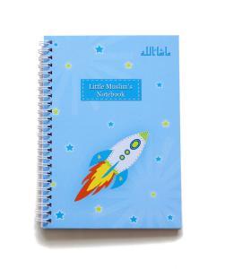 Notesbog - Little Muslims Notebook
