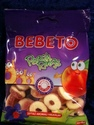 Bebeto - Peach Rings