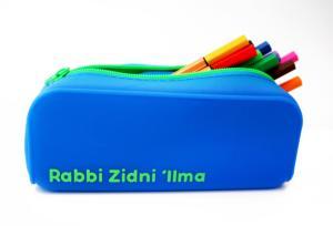 Penalhus i blå - Rabbi Zidni Ilma