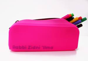 Pink Pencil Case - Rabbi Zidni Ilma