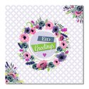 Postcard - Eid Greetings - Floral Purple