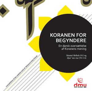 Koranen for begyndere (CD) del 30 på dansk