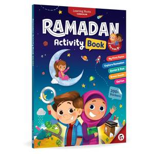 Ramadan Activity Book - Big Kids 8+