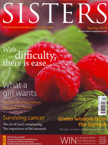 Sisters Magazine Spring 2010