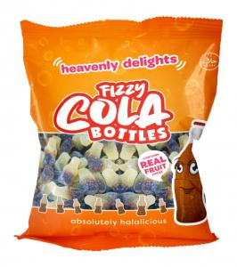 Heavenly Delights - Fizzy Cola Bottles 80g
