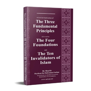 A Concise Explanation of The Three - The Four - The Ten